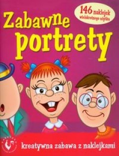 Okładka książki Zabawne portrety
