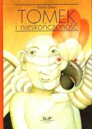 Okładka książki Tomek i nieskończoność