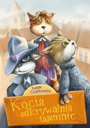Okładka książki Kocia odkrywalnia tajemnic