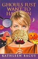 Okładka książki Ghouls just want to have fun