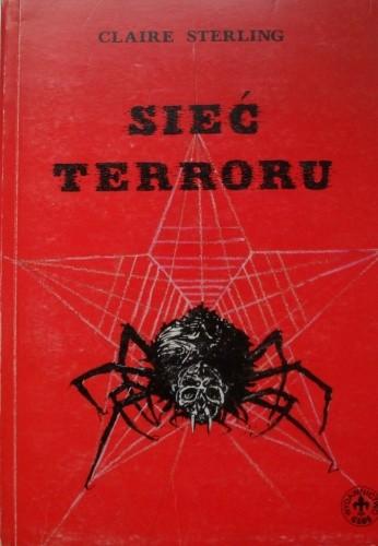 Okładka książki Sieć terroru