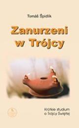 Okładka książki Zanurzeni w Trójcy