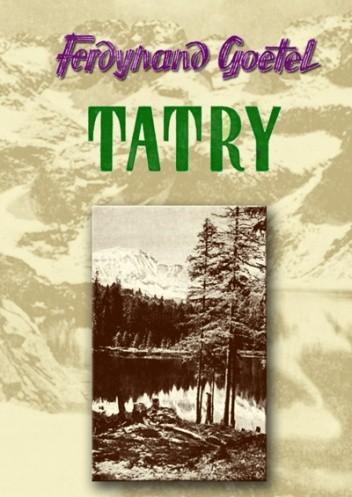 Okładka książki Tatry