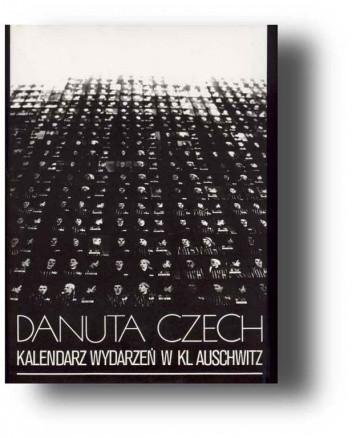 Okładka książki Kalendarz wydarzeń w KL Auschwitz