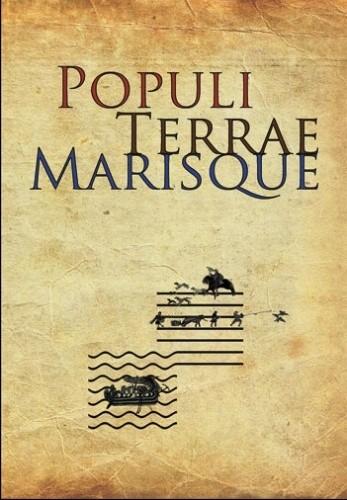 Okładka książki Populi terrae marisque. Prace poświęcone pamięci Profesora Lecha Leciejewicza