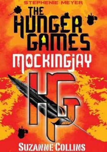 Okładka książki Mockingjay