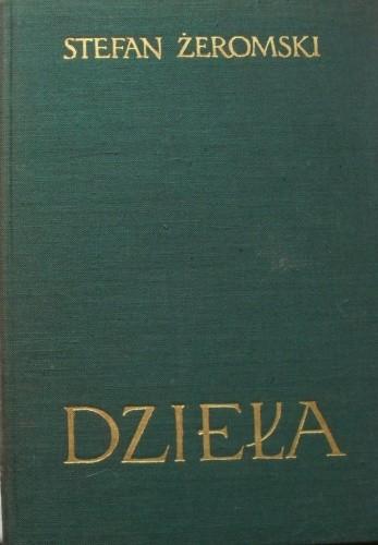 Okładka książki DZIEŁA - NOWELE I OPOWIADANIA T.4