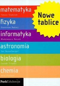 Okładka książki Nowe tablice