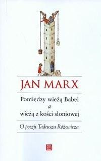 Okładka książki Pomiędzy wieżą Babel a wieżą z kości słoniowej