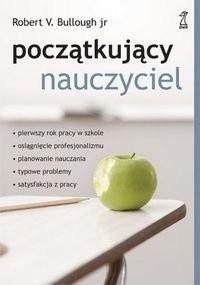 Okładka książki Początkujący nauczyciel