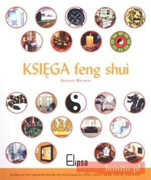 Okładka książki Księga feng shui