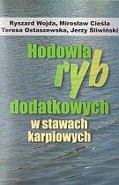 Okładka książki Hodowla ryb dodatkowych w stawach karpiowych