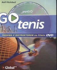 Okładka książki GO Tenis
