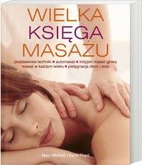 Okładka książki Wielka Księga Masażu