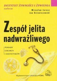 Okładka książki Zespół jelita nadwrażliwego