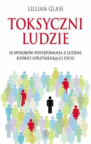 Okładka książki Toksyczni ludzie
