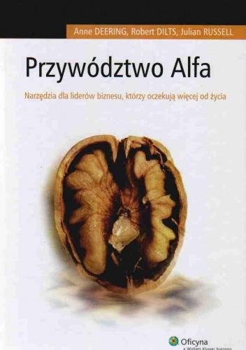 Okładka książki Przywództwo Alfa