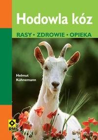 Okładka książki Hodowla kóz