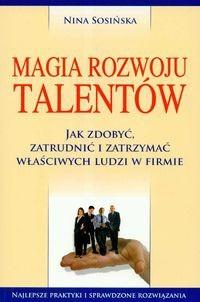 Okładka książki Magia rozwoju talentów