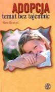Okładka książki Adopcja, temat bez tajemnic