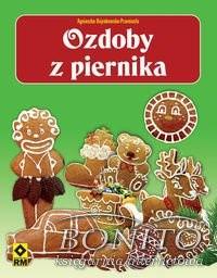 Okładka książki Ozdoby z piernika