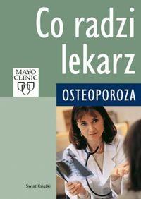 Okładka książki Osteoporoza