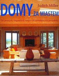 Okładka książki Domy za miastem