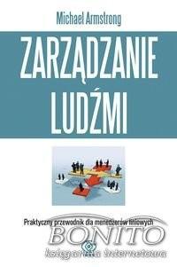 Okładka książki zarządzanie ludźmi