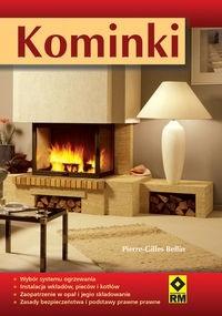 Okładka książki Kominki