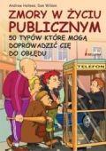 Okładka książki Zmory w życiu publicznym