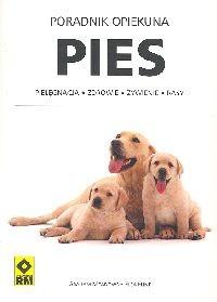 Okładka książki Poradnik opiekuna. Pies