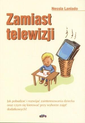 Okładka książki Zamiast telewizji