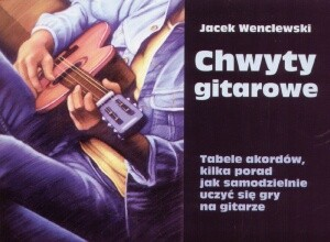 Okładka książki Chwyty gitarowe