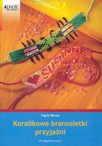Okładka książki Koralikowe bransoletki przyjaźni