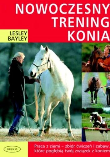 Okładka książki Nowoczesny trening konia