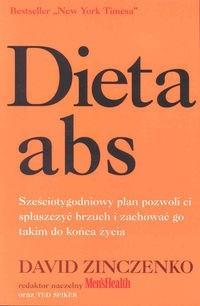 Okładka książki Dieta abs