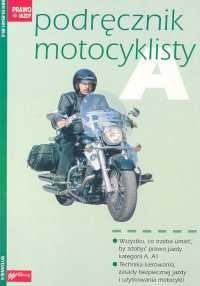 Okładka książki Podręcznik motocyklisty