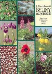 Okładka książki Byliny ogrodowe. Produkcja i zastosowanie