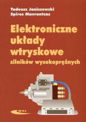 Okładka książki Elektroniczne układy wtryskowe silników wysokoprężnych