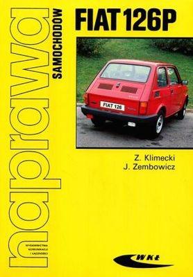 Okładka książki Fiat 126P
