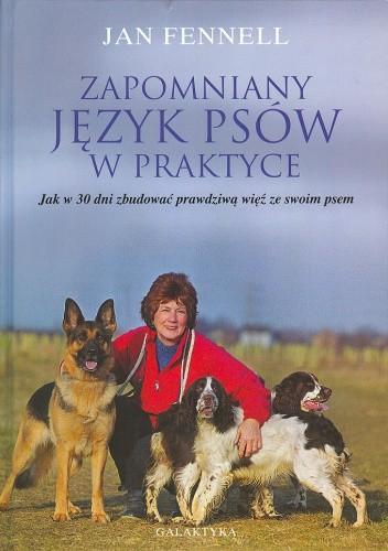 Okładka książki Zapomniany język psów w praktyce