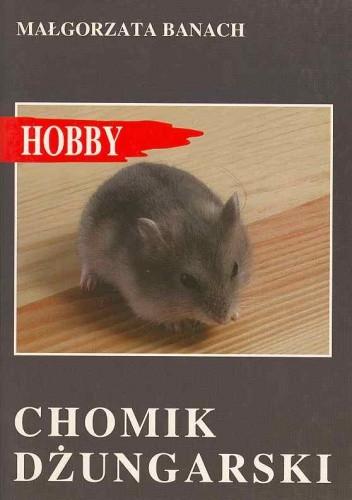 Okładka książki Chomik dżungarski
