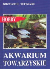 Okładka książki Akwarium towarzyskie