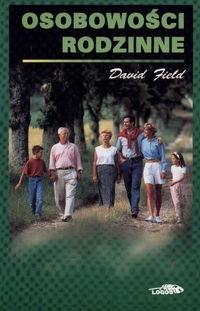 Okładka książki Osobowości rodzinne