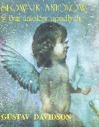 Okładka książki Słownik aniołów w tym aniołów upadłych