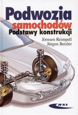 Okładka książki Podwozia samochodów. Podstawy konstrukcji