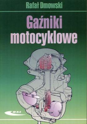 Okładka książki Gaźniki motocyklowe