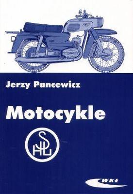 Okładka książki Motocykle SHL