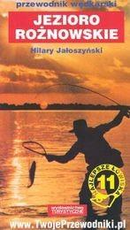 Okładka książki Przewodnik wędkarski Tom 11 Jezioro Rożnowskie
