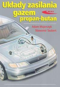 Okładka książki Układy zasilania gazem propan - butan